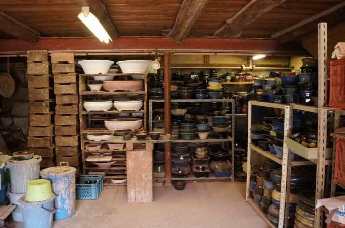 Hidemi Japanese Tokoname Bonsai Pots – Yukimono Bonsai Pots